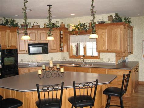 pictures of kitchens with islands olson enterprises gallery kitchen