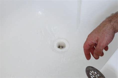 clear a clogged bathtub drain 1000 ideas about unclog bathtub drain on pinterest