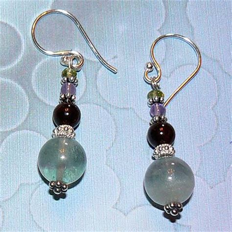 Handmade Semi Precious Jewelry - silverbeadz handmade semi precious jewelry and