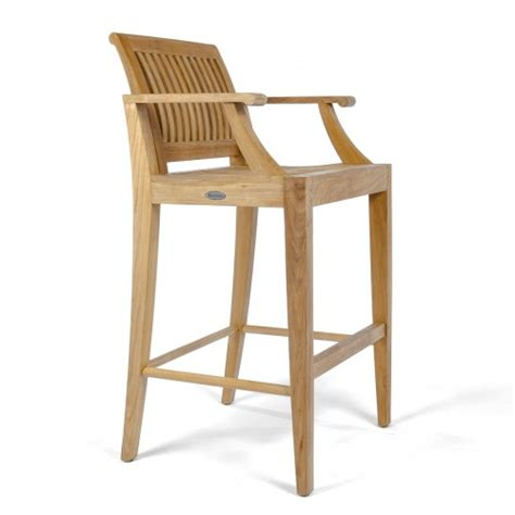 Teak Bar Table And Stools by Laguna Teak Outdoor Bar Stool And Bar Table Set