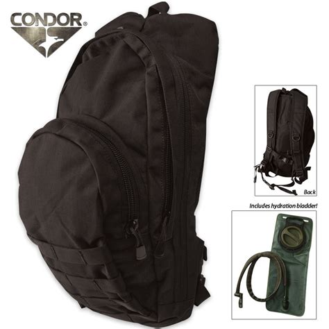 hydration kennesaw condor outdoor day hydration pack kennesaw cutlery