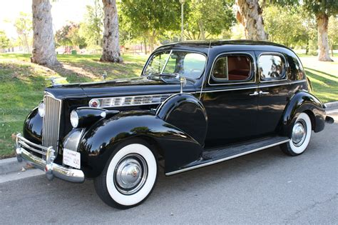Packard Auto by 1940 Packard 180 Club Sedan Model 1806 The Vault Classic