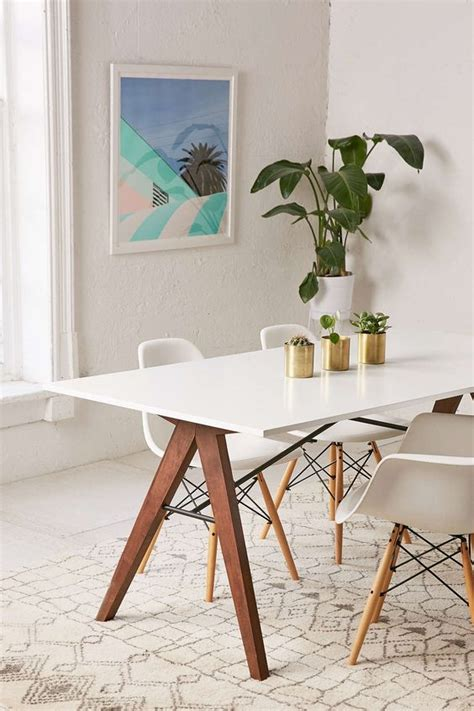 Dining Table Small Space Solutions Outfitters Everyday Look And Modern On Pinterest