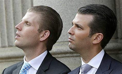 donald trump son trump s sons fighting over which one gets to be vice