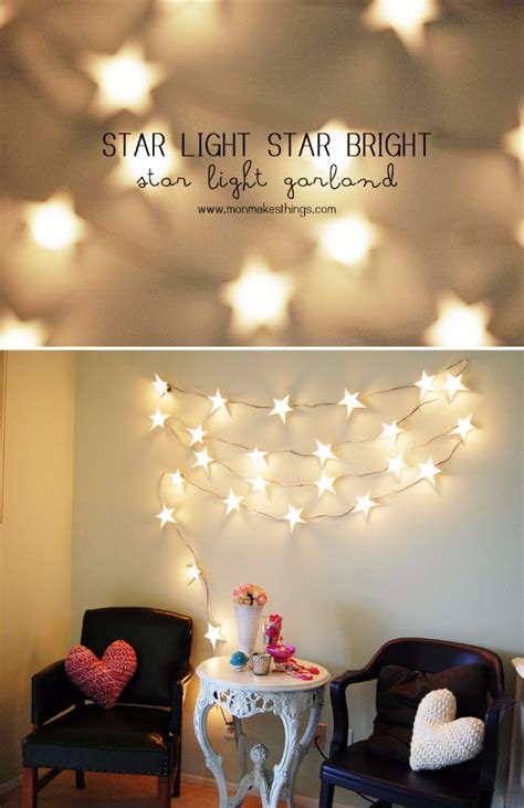 How To Make Cool Lights For Your Room by 31 Room Decor Ideas For Diy Projects For