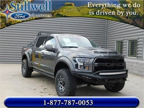 New 2018 Ford F 150 Shelby Baja Raptor For Sale