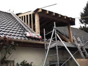timber dormer construction hugh pursey building maintenance 100 feedback roofer