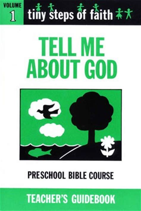 what my told me volume 1 books tiny steps of faith guidebook vol 1 bcm