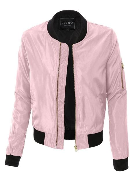 light bomber jacket womens 17 best images about women s outerwear on pinterest