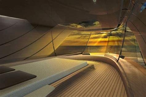 Ultra Modern Mega Yacht Interior | cronos yacht design concept by simone madella lorenzo