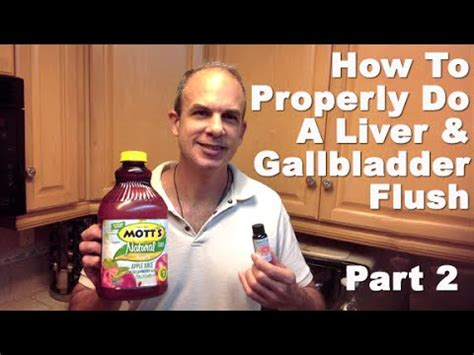 Liver Detox Years After Gallbladder Removal by Liver Flush Gallbladder Cleanse Best Liver Flush Method