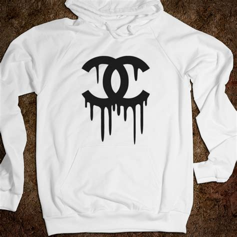 Channel Hoodie chanel hoodie for on the hunt