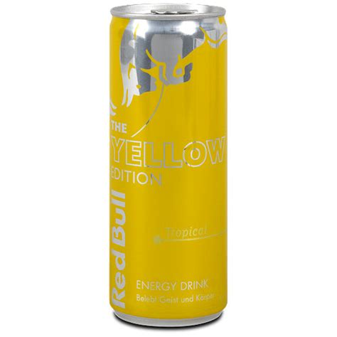 energy drink yellow bull energy drink the yellow edition tropical