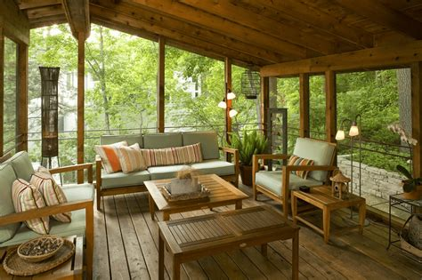 Home Porch Design Photos by Back And Front Porch Enclosure Ideas