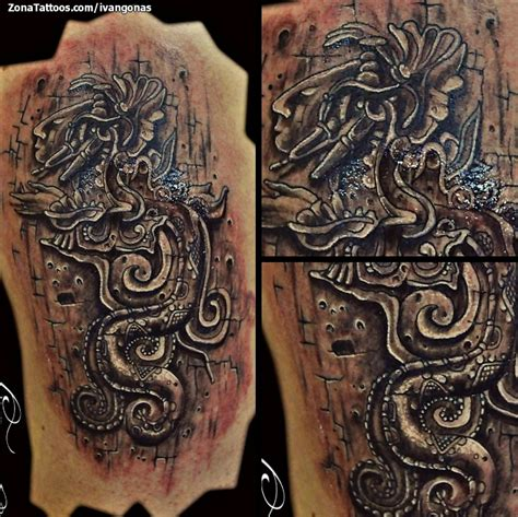 tatuaje de quetzalc 243 atl prehisp 225 nicos