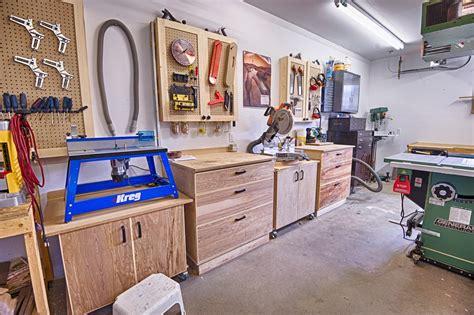 michael s garage workshop the wood whisperer michael s garage workshop the wood whisperer