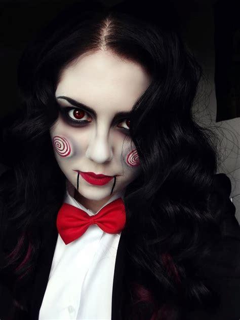 jigsaw girl film top 10 halloween make up halloween ideas