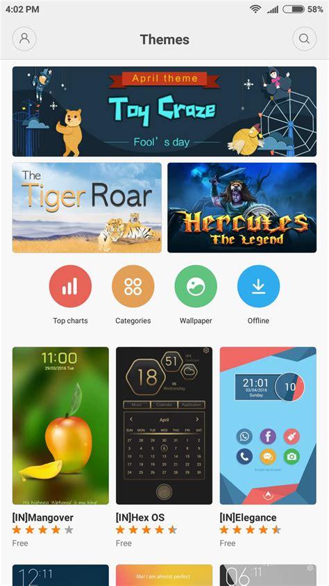 xiaomi themes store xiaomi mi 5 review 91mobiles com
