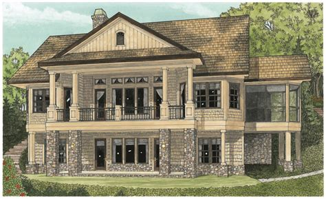 The Laurelwood House Plan The Laurelwood House Plan Images See Photos Of Don Gardner House Plans 3232 5024r