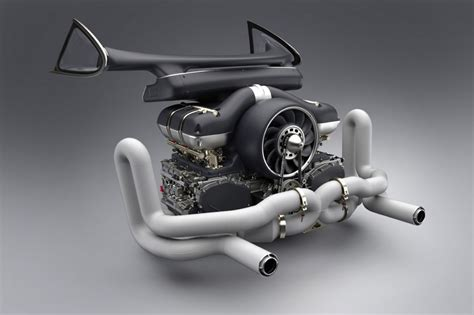 singer porsche williams engine singer and williams collaborate on ultimate air cooled