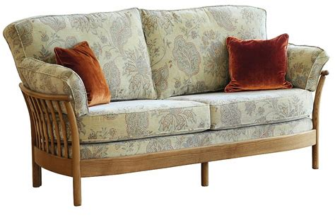 ercol loveseat ercol renaissance 3 seater sofa