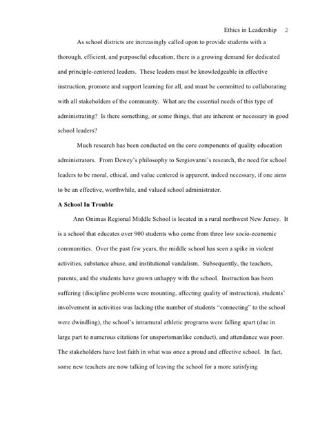 Personal Ethics Essay by Ethics Paper
