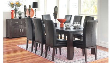 Harvey Norman Dining Table And Chairs Rustic 9 Dining Setting Dining Furniture Dining Room Furniture Outdoor Bbqs