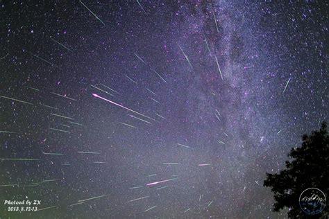 apod 2013 august 21 perseid meteors china