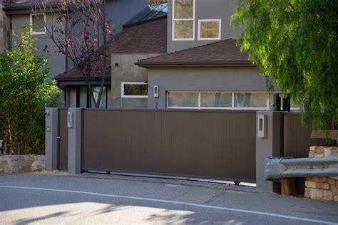 pacific garage doors modern sliding gate contemporary exterior los