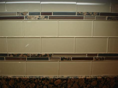 glass tile backsplash glass 3x6 kitchen tile backsplash