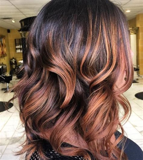 color cobrizo en el cabello m 225 s de 25 ideas incre 237 bles sobre pelo cobrizo corto en