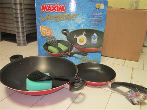 Maxim Valentino Set Alat Masak jual alat masak maxim valentino set grosir asyik