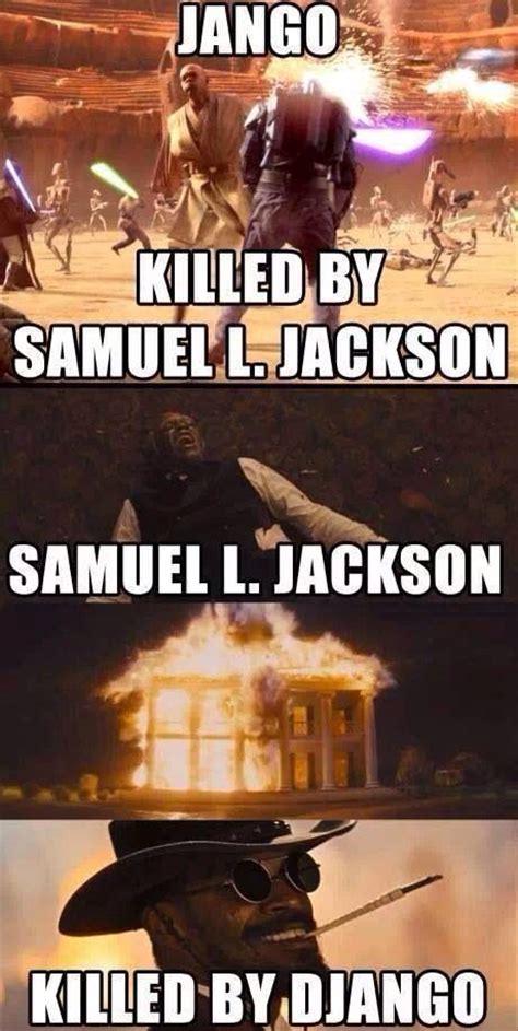 Jango Fett Meme - jango vs samuel l jackson memes pinterest