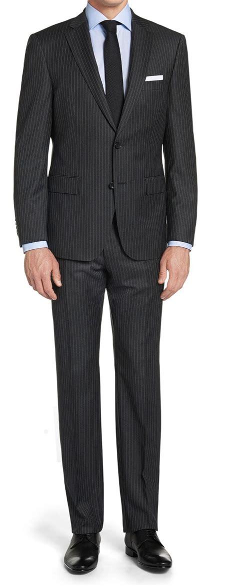 Handmade Mens Suits - black pinstripe tuxedo promotion shop for promotional
