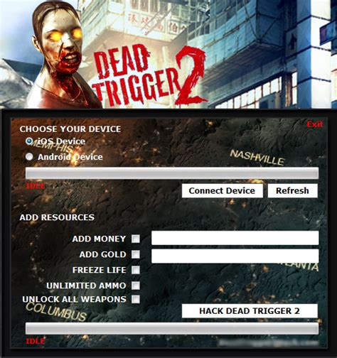 tutorial hack dead trigger 2 free cheats hacks trainers and games dead trigger 2
