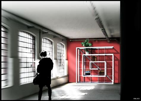 modelli di librerie librerie a spirale per un arredo creativo mobili