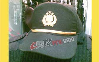 Topi Jepang Jatah Tni Aksesoris Polri Aksesoris Tni jual topi militer rimba polisi laken