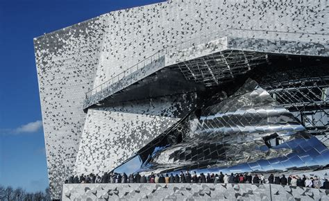 Home Design Estimate by Philharmonie De Paris By Jean Nouvel Is Now Open