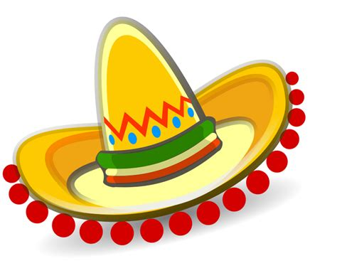 cartoon sombrero sombrero cartoon free download clip art free clip art