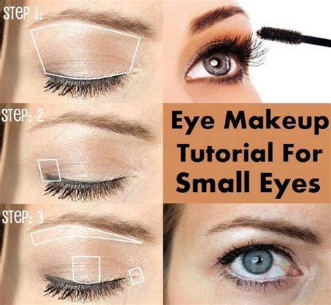 makeup tutorials  small eyes  goddess