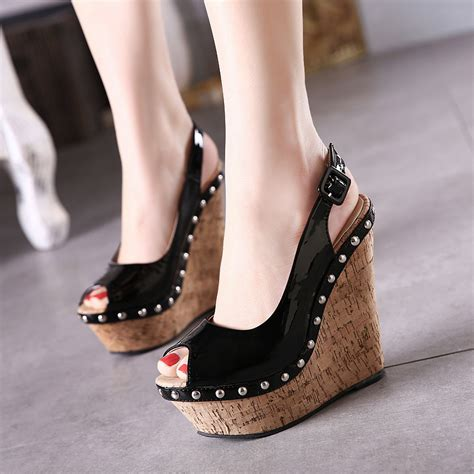 High Quality Wedges high quality 2016 new arrival italy rome style