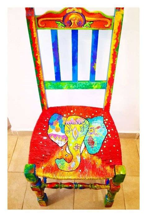 dipingere sedie come dipingere una sedia foto 3 21 design mag