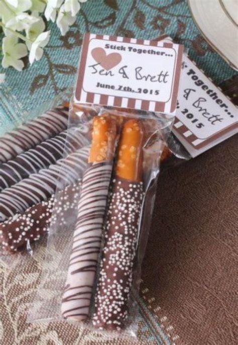 edible bridal shower favor ideas 20 adorable and delicious edible wedding favors everafterguide