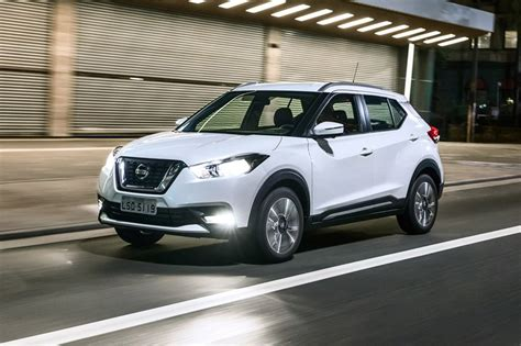 kicks nissan nissan kicks sl 1 6 16v 2016 review by car magazine