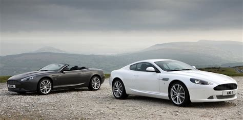 2011 Aston Martin DB9 And V8 Vantage N420 U.S. Pricing Revealed