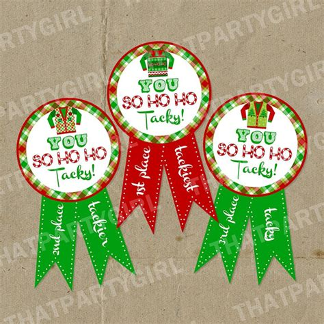 christmas party award ideas 50 sweater ideas oh my creative