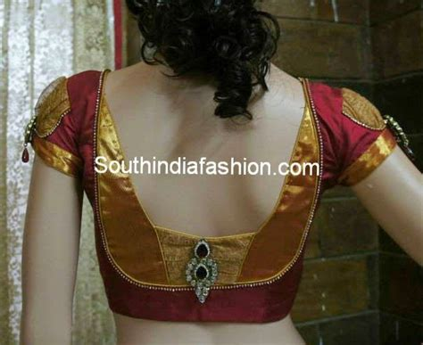 neck pattern blouse design stylish blouse back neck pattern for silk sarees