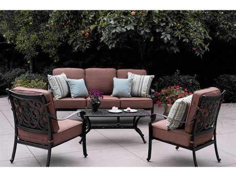 darlee st cruz cast aluminum patio swivel bar stool darlee outdoor living standard st cruz cast aluminum