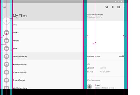 google material design layout templates tablet layout template ai file