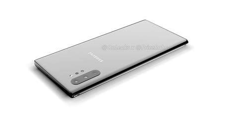 Samsung Galaxy Note 10 91mobiles by Samsung Galaxy Note10 Pro Renders Show Setup And A Familiar Design 91mobiles